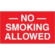 No Smoking safety sign - No Smoking Allowed 006